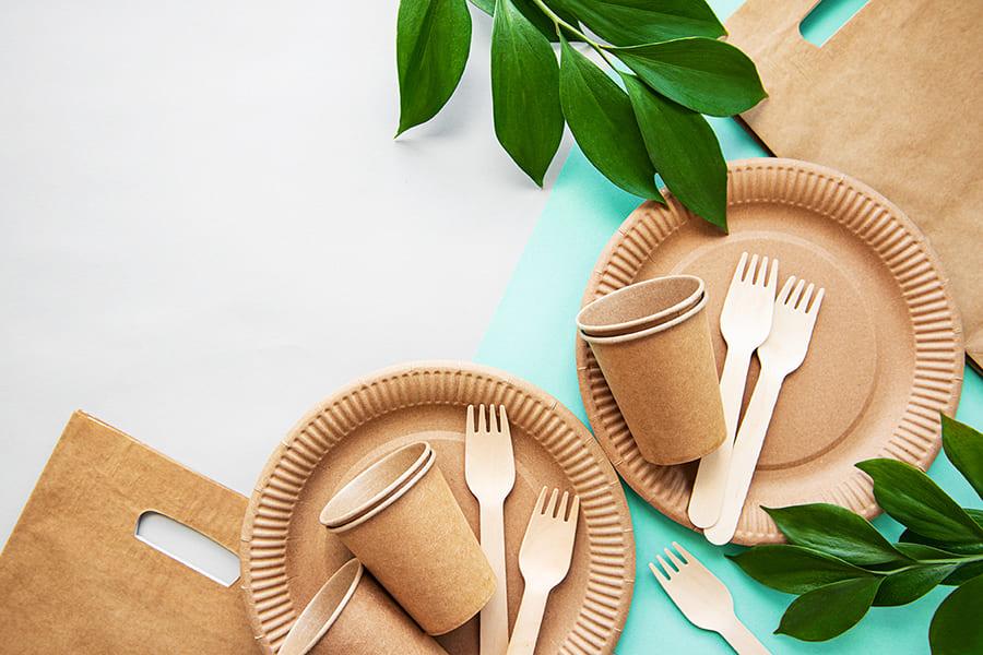 Crockery & Cutlery